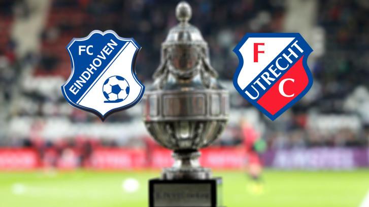 LIVE | FC Utrecht laat zich in openingsfase aftroeven door FC Eindhoven