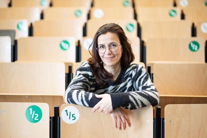 Prof. dr. Stephanie De Maesschalck.