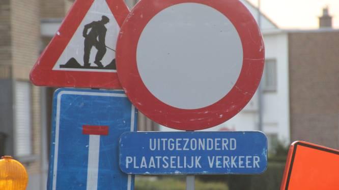 Vanaf maandag deel van de Nonnenstraat afgesloten voor verkeer voor één maand