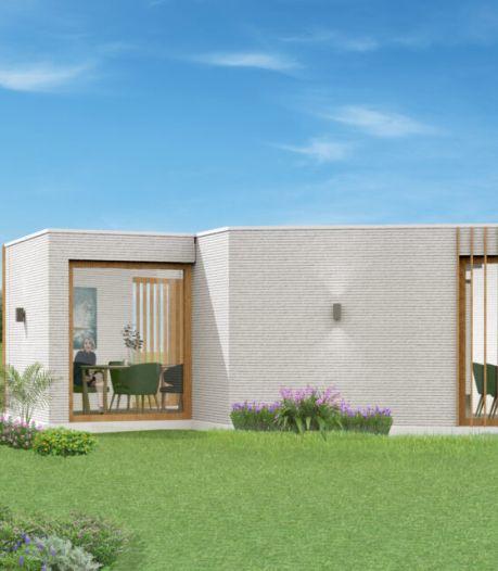 Eerste gebouwen op Curaçao worden met hulp van Osse bedrijf CyBe gemaakt met 3D-betonprinters