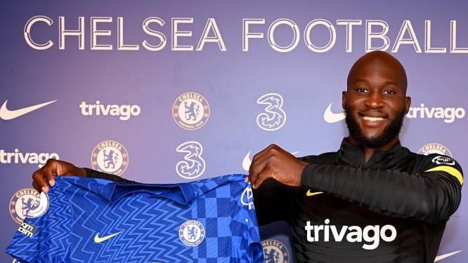 """Romelu Lukaku sur son retour à Chelsea: """"Je suis devenu un joueur plus complet"""""""