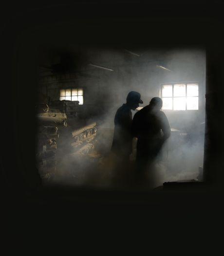 Man blijft vast voor voorbereiden drugshandel in loods Bosschenhoofd
