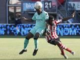1.64 'grote' Nunnely kopt Willem II naar drie punten in Rotterdam: 'Dit geeft een boost'