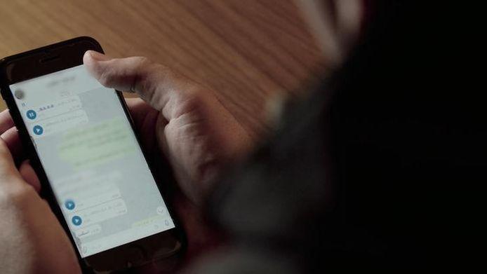 Op online veilingen worden jonge seksslavinnen verhandeld.