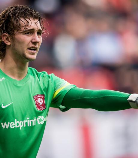 Drommel blijft alsnog bij FC Twente