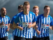 Zé Pedro ligt er langer uit bij FC Eindhoven, Jort van der Sande mikt op winterstop