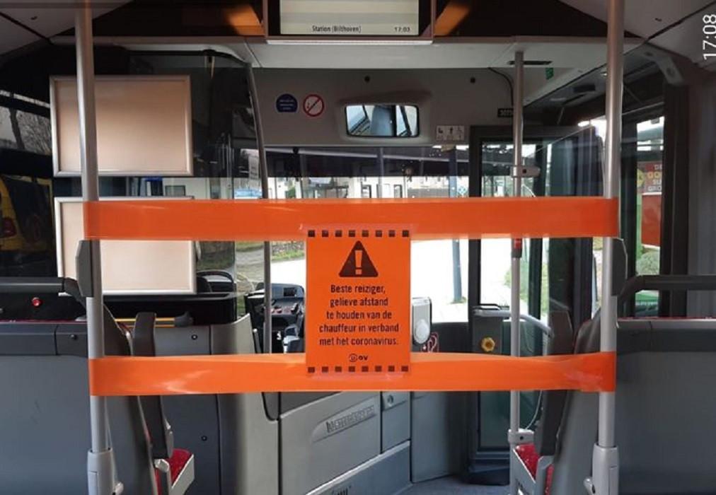 Het aantal reizigers in de bus nam fors af. Daarom moet Qbuzz volgend jaar bezuinigen.