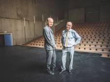 """Verborgen theaterzaal van Sint-Barbara wordt eindelijk afgewerkt, en volgend jaar opengesteld. """"Dit moet een stem geven aan jongeren die daar nood aan hebben"""""""