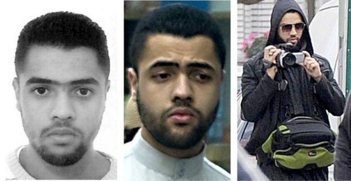 Bilal Elhamdaoui, l'un des six djihadistes déchus de leur nationalité belge.