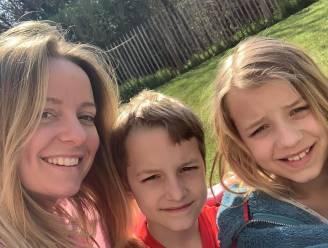 """Elke Clijsters (35) en haar kinderen verhuisden in volle coronatijd: """"Jelle en ik beseffen beiden dat deze situatie alles overstijgt"""""""