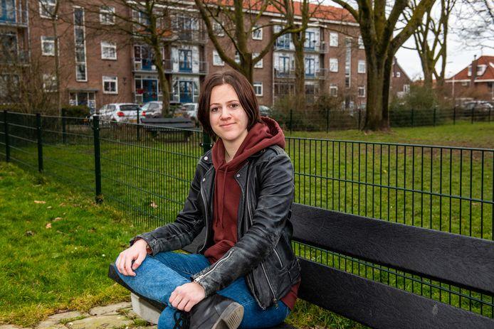 Iris van de Kolk staat op de kandidatenlijst van de SP voor de komende verkiezingen.