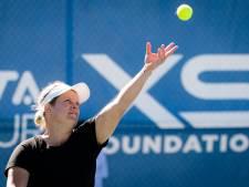Kim Clijsters a reçu une wildcard pour Indian Wells