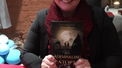 Schrijfster Christine Geysen debuteert met 'Als je ademhaling stopt'