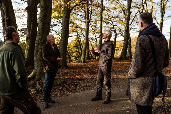 Discussie over de vraag of de gemeente op de juiste koers is in Park Klarenbeek.