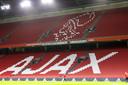 Ajax mag de mogelijke kampioenswedstrijd tegen AZ spelen in een deels gevulde Johan Cruijff ArenA.