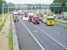 Slachtoffer bij ernstig ongeluk op A1 bij Holten is 45-jarige man uit Nijmegen