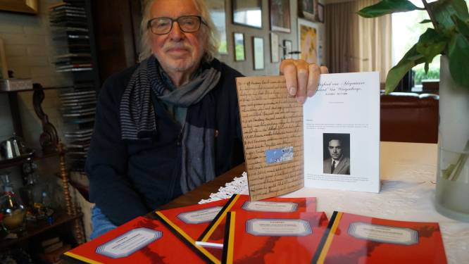"Frans Vanzieleghem publiceert oorlogsdagboek van dwangarbeider uit Adegem: ""Uitputting, honger en kou vormen de rode draad"""