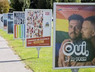 Zwitsers spreken zich massaal uit vóór homohuwelijk