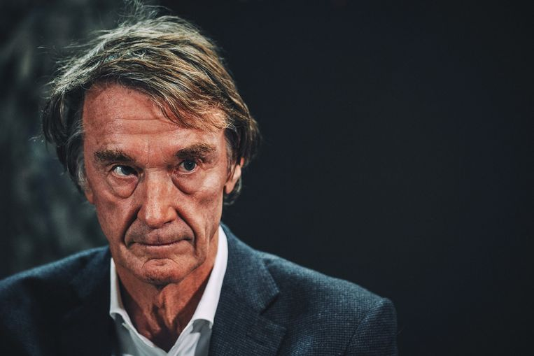 Jim Ratcliffe. Beeld Bloomberg via Getty Images