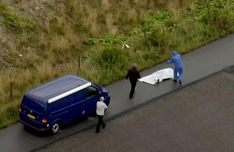 Op 21 augustus 2017 vinden Deense speurders het onthoofde lichaam terug van Kim Wall. Beeld AP