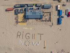 Oproep lokale partijen: 'Laat Haagse strandtenten staan in de winter'