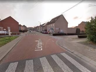 Kruispunt van Lichtaartseweg met Kasteelstraat enkele uren afgesloten