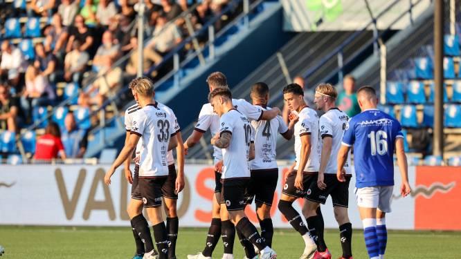 Feestweek FC Den Bosch eindigt met koude douche: 0-5-verlies tegen Excelsior