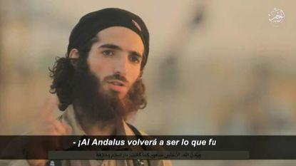 """IS dreigt in video met nieuwe aanslagen in Spanje: """"Al-Andalus zal opnieuw tot het kalifaat behoren"""""""