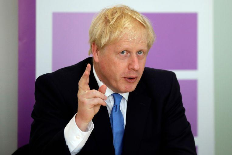 Boris Johnson Beeld AP