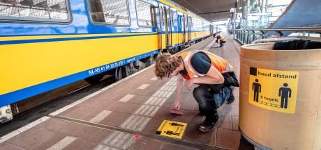 Binnenkort weer meer treinen in Rotterdam: NS wil terug naar normale dienstregeling