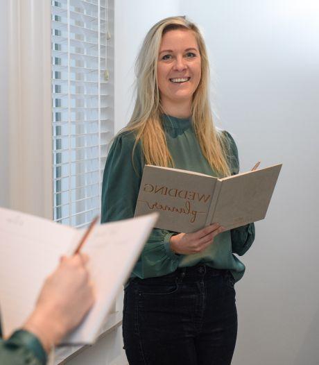 Laura uit Markelo jaagt haar droom na: 'Weddingplanner word je juist in tijden van corona'