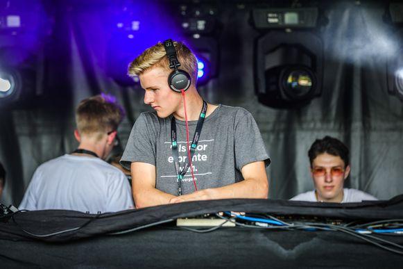 Sunbeam biedt een podium aan lokaal dj-talent