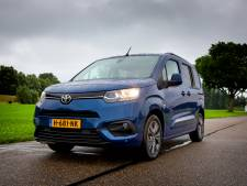 Test Toyota Proace City Verso: kampioen in handigheid