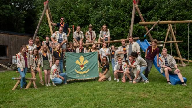 Scouts Prins Boudewijn viert 75ste verjaardag met feestweekend op eigen terreinen