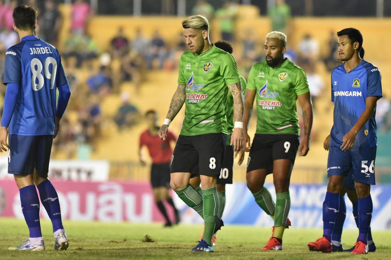 Kevin Brands verruilt de Thaise voetbalcompetitie voor OJC Rosmalen