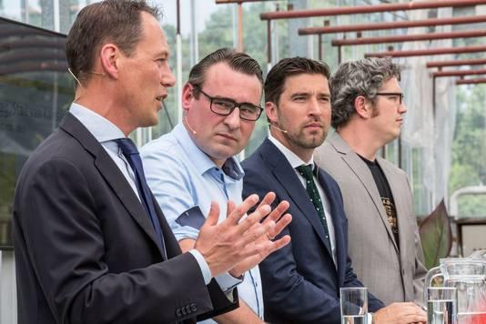 De nieuwe coalitie trekt geen cent extra uit voor de bouw van het cultuurcomplex.