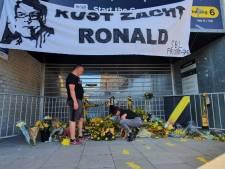 Eerbetoon aan overleden NAC-fan Ronald (34) bij Vak G in Breda: 'Een supporter van NAC blijf je voor altijd'