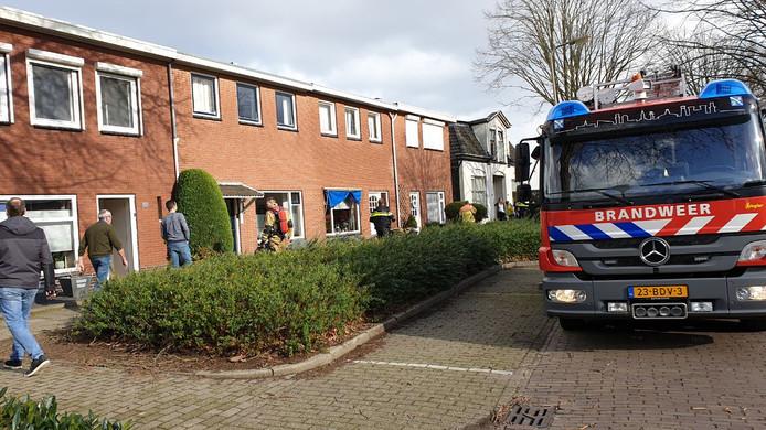 Brand in woning aan Javastraat in Hengelo