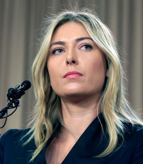 Le TAS se prononcera sur le cas de Sharapova en septembre
