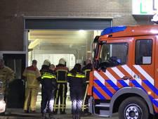 Brand in timmerfabriek in Deurningen
