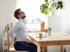 Zes tips van de fysio aan thuiswerkers om rug- en nekklachten te voorkomen