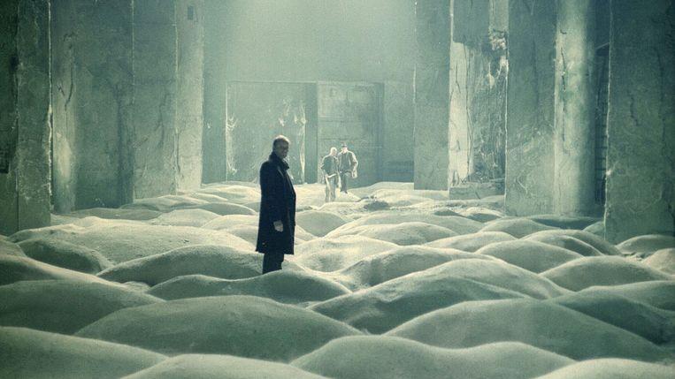 Anatoli Solonitsyn in 'Stalker'. Beeld