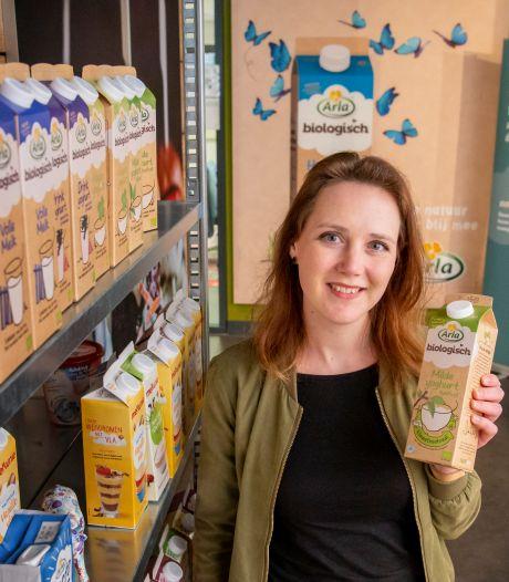 Arla Foods uit Nijkerk heeft Nederlandse primeur met klimaatneutrale zuivel van koe tot koelkast