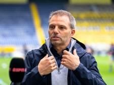 Trainer Steijn krijgt kippenvel van NAC-supporters