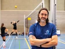 Edward van Erp ziet het zitten bij Volley Tilburg