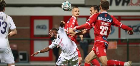 Anderlecht wint bij Kortrijk en stijgt naar zesde plaats