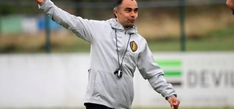 Nouveau sélectionneur de Chypre, Johan Walem quitte les Espoirs belges