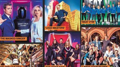 Vlaanderen krijgt er tweede vtm bij: VTM2 brengt mix van meer gedurfde Vlaamse en internationale programma's