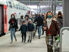 Des trains bondés vers la Côte, la SNCB active son plan de congestion