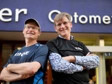 Slechtziende Rinne uit Borne rent met Roland de Dam tot Damloop